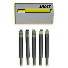 Lamy T Ink Cartridge Refills (set of 5)