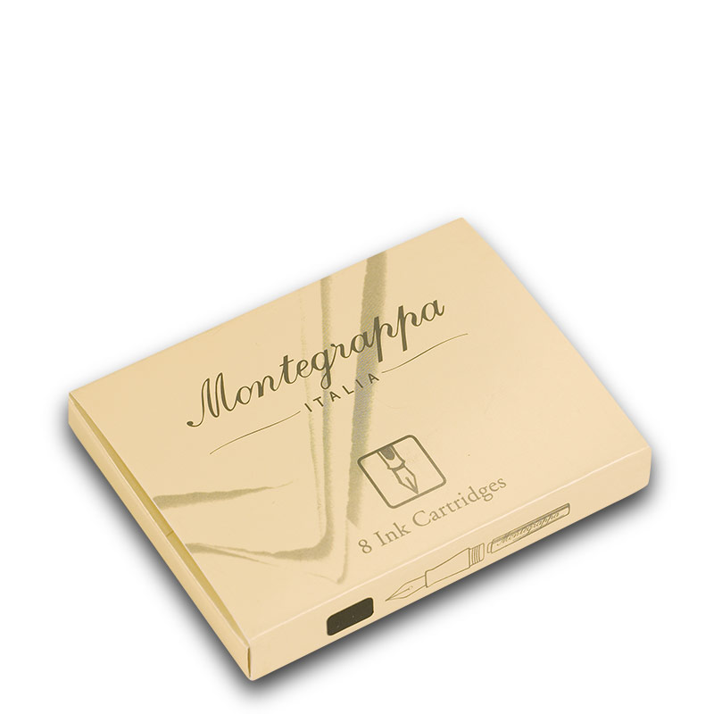 Montegrappa Ink Cartridges, Black