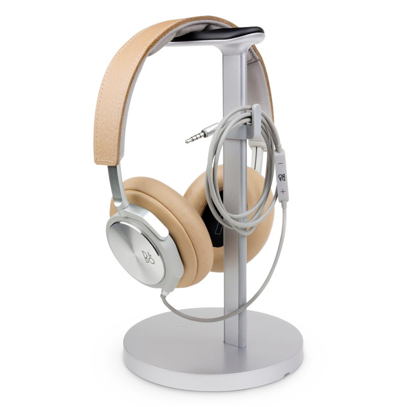 Fermata Headphone Charging Stand - Silver