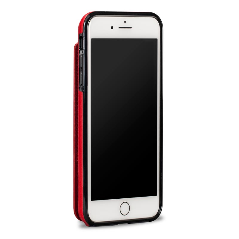 iPhone® 7 Plus Wallet Skin - Red