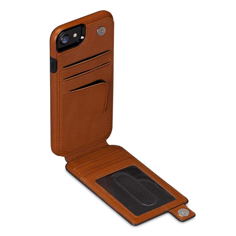 iPhone® 7 Wallet Skin - Tan