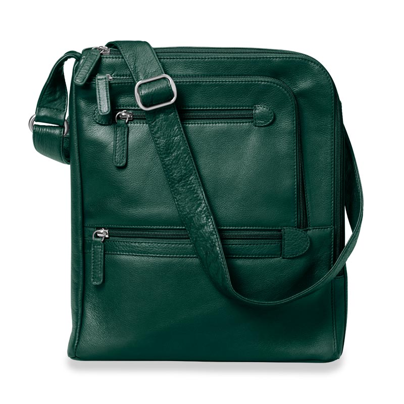Crossbody Traveler - Pine