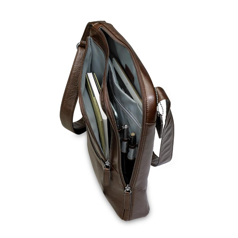 Crossbody Traveler, Espresso
