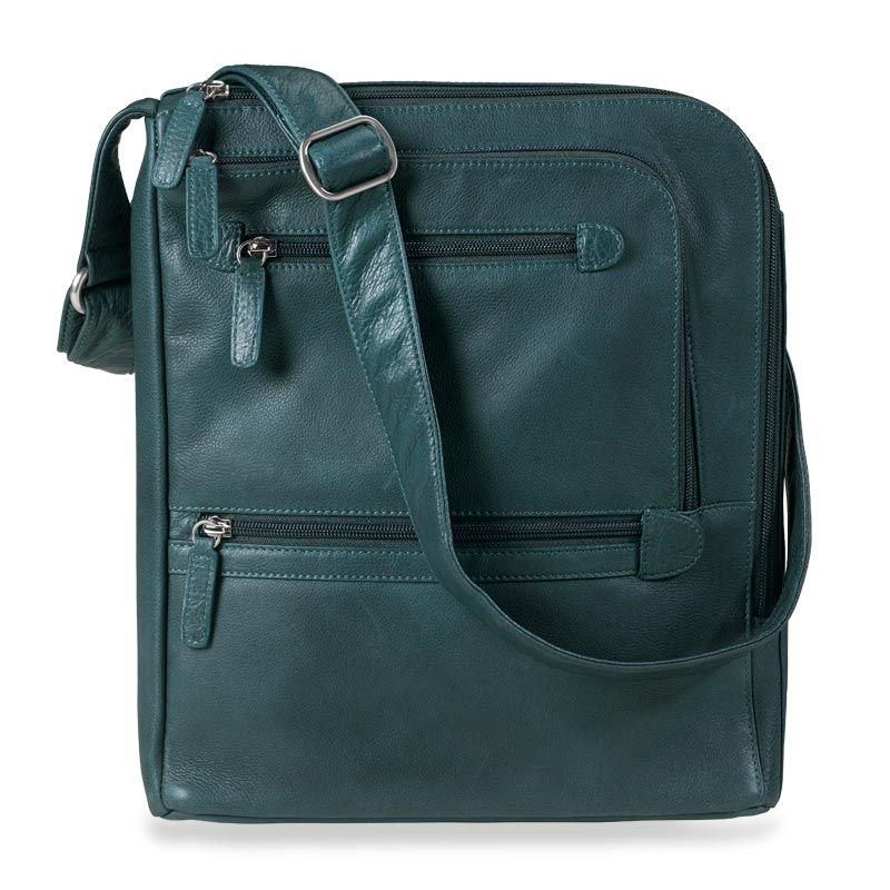 Crossbody Traveler, Teal