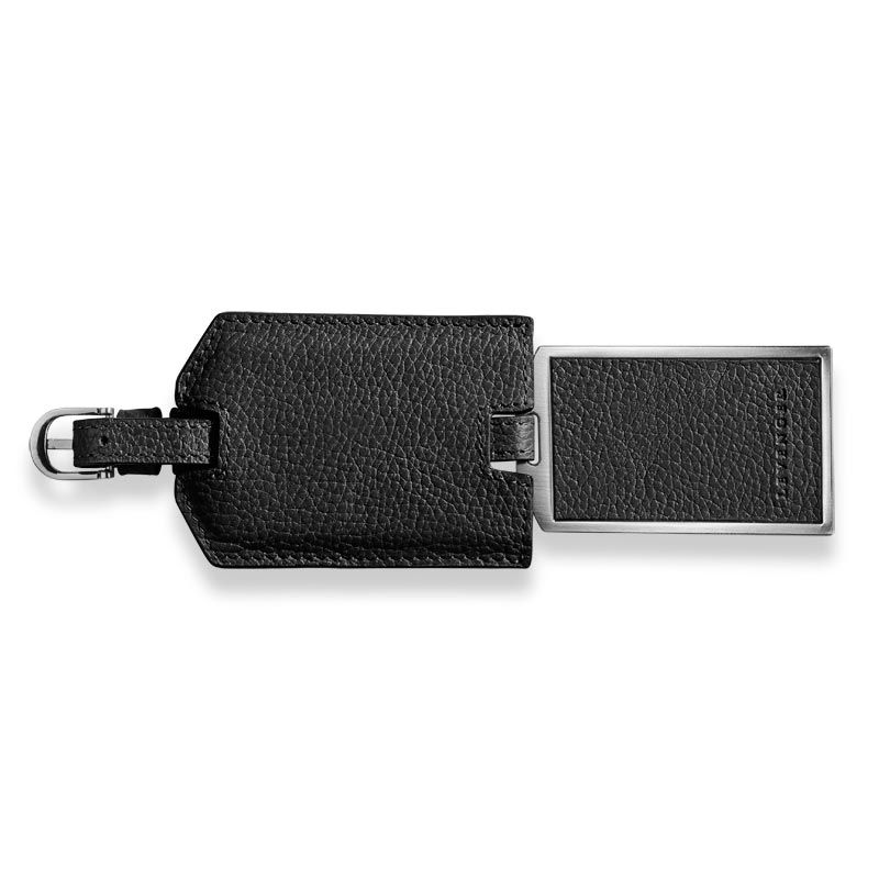 VIP Personalized Luggage Tag, Black