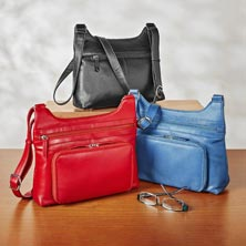 Sutton Organizer Shoulder Bag