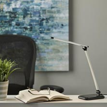 Beacon Multi-Function LED Desk Lamp