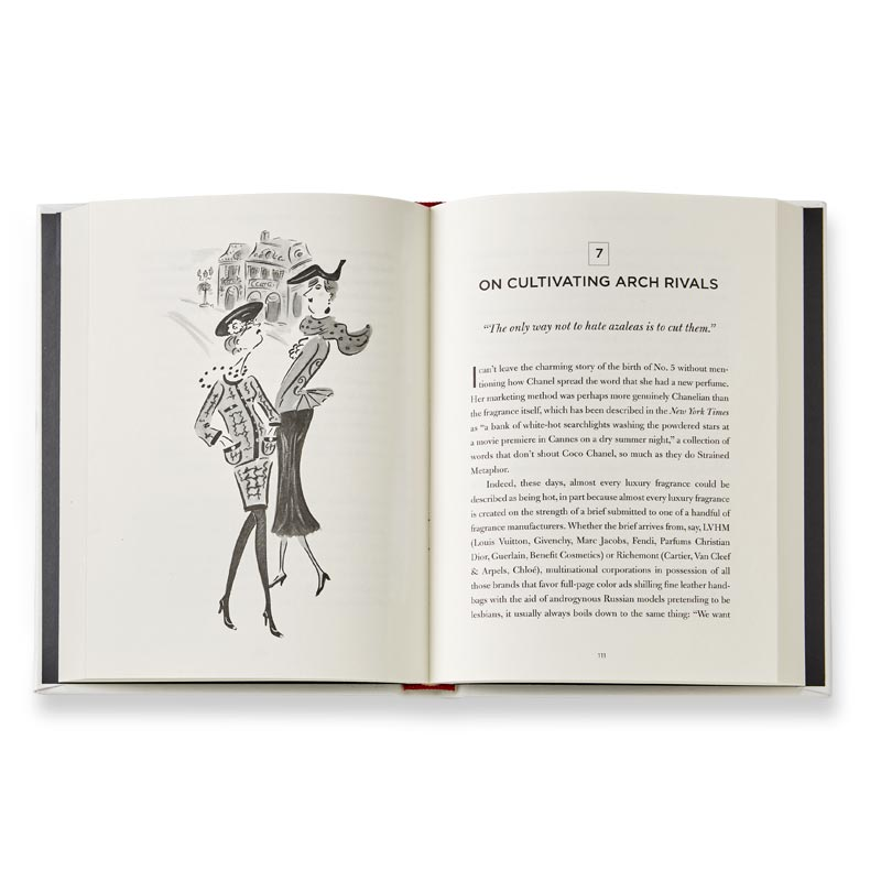 The Gospel According to Coco Chanel Book