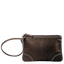 St. Tropez Leather Pouch