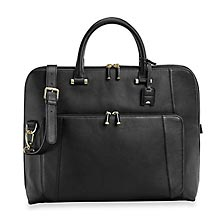 Blair Expandable Briefbag - Black