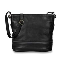 Nancy Shoulder Bag - Black