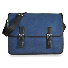 Commuter Laptop Messenger, Dark Blue