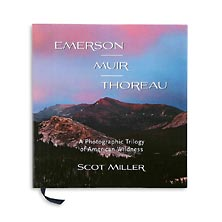 Emerson, Muir, Thoreau: A Photographic Trilogy