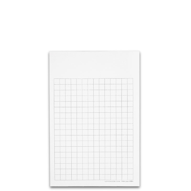 Special Request™ Vertical Grid 4 x 6 Cards (set of 100)