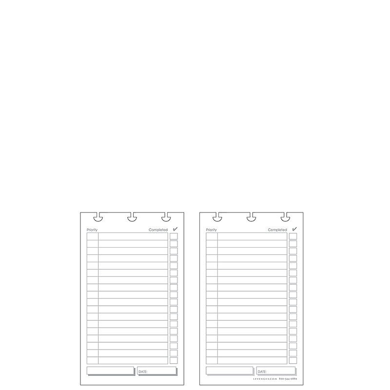 Special Request™ Things to Do (100 cards), Circa Jotlet
