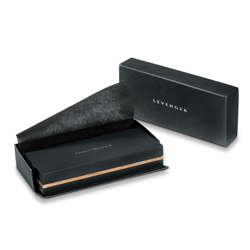 TW Select Fountain Pen Wooden Presentation Box