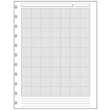 Special Request™ Engineer Grid (100 sheets), Circa Letter