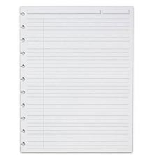 Special Request™ College Ruled, Circa Letter, With Title Boxes (100 sheets)