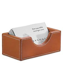 Morgan Business Card Holder