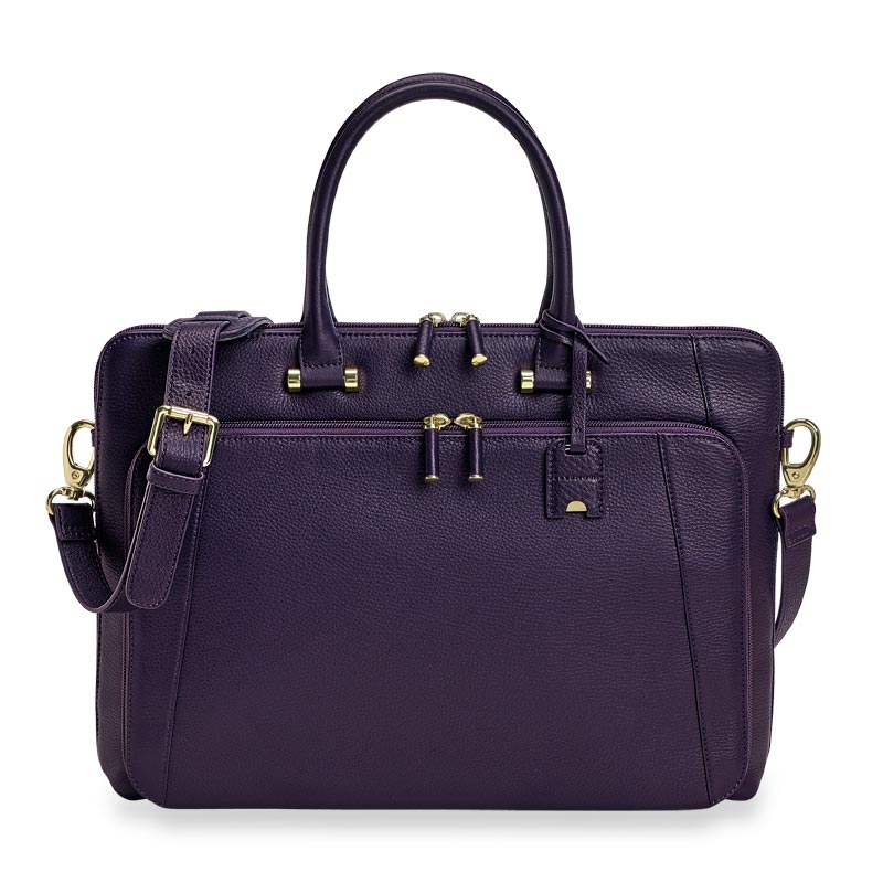 Blair Briefbag - Grape