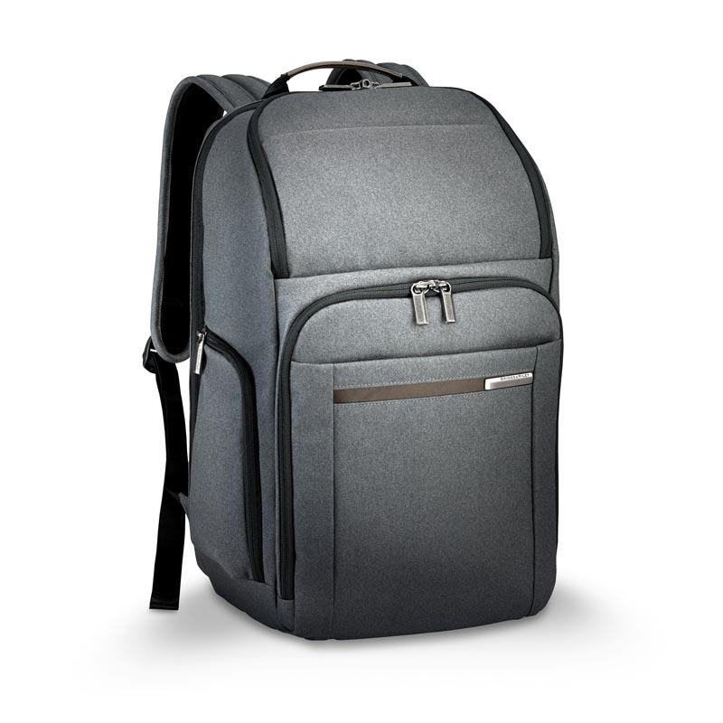 Kinzie Street Large Backpack - Gray
