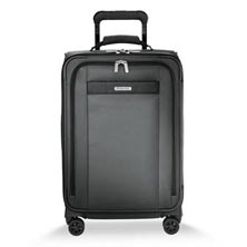 Transcend Tall Carry-On Expandable Spinner - Slate