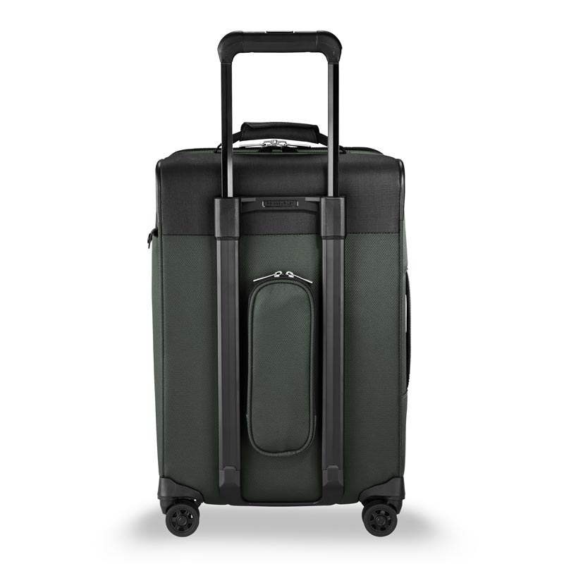 Transcend Tall Carry-On Expandable Spinner - Rainforest