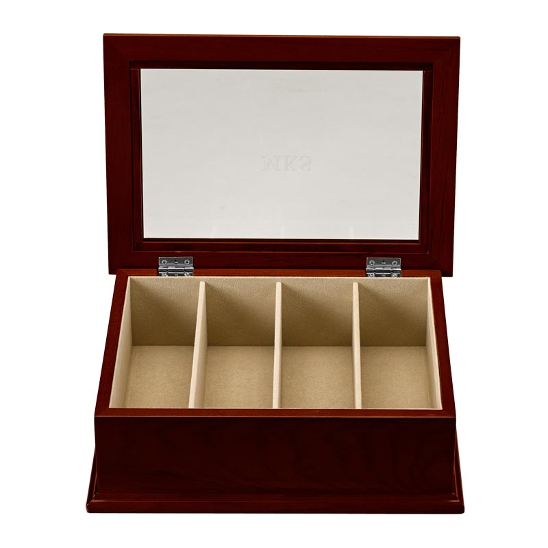 Point of View Storage Case - Dark Cherry