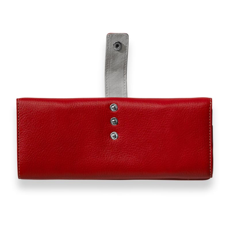 Levenger Cord Roll - Red