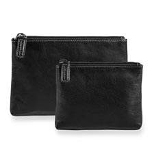 Leather Travel Duo (set of 2)