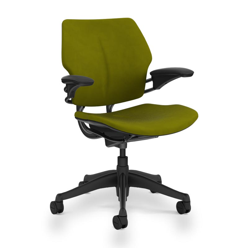 Freedom Chair in Sensuede - Olive