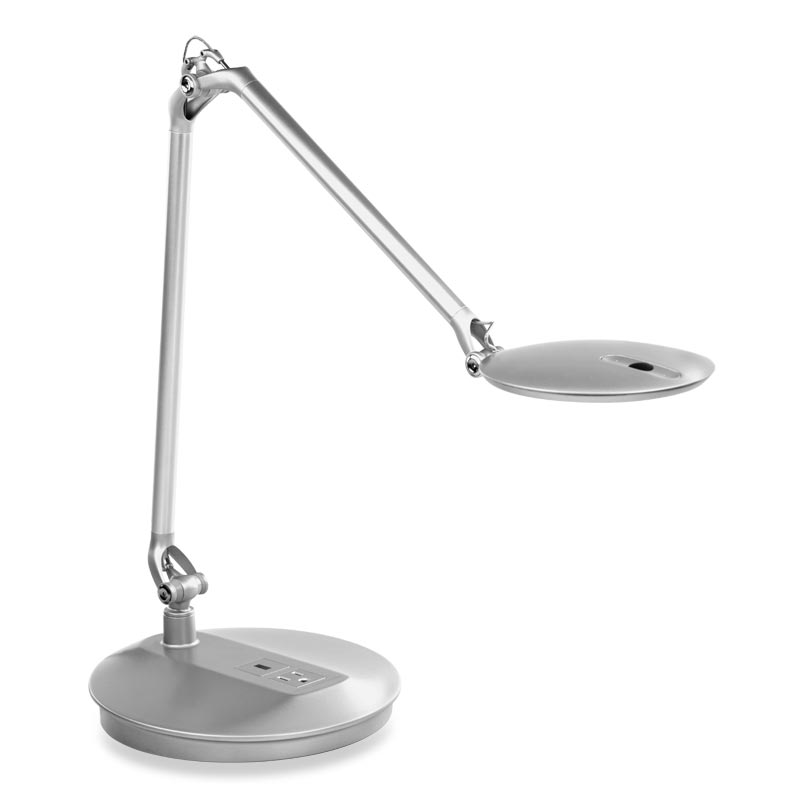 Element Disc Light with Tech Base - Silver