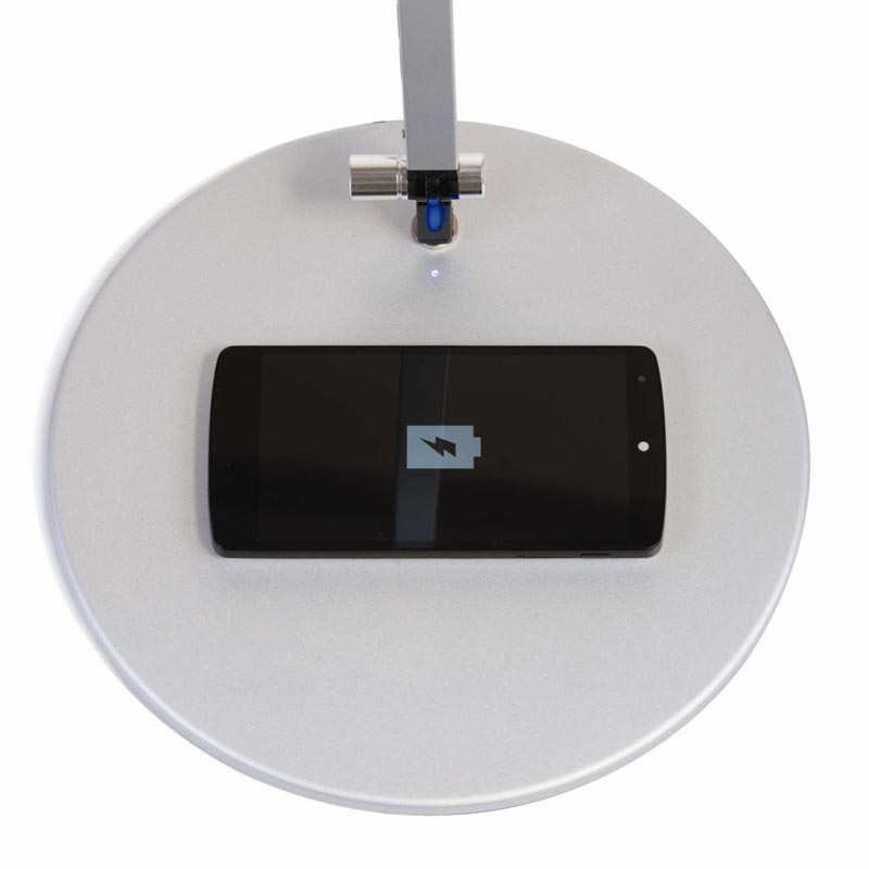 Mosso Pro with Wireless Charging Base