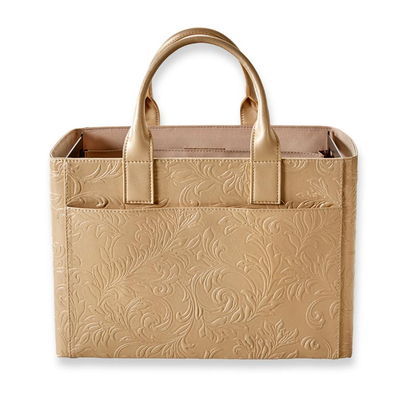 Filigree File Tote Ensemble