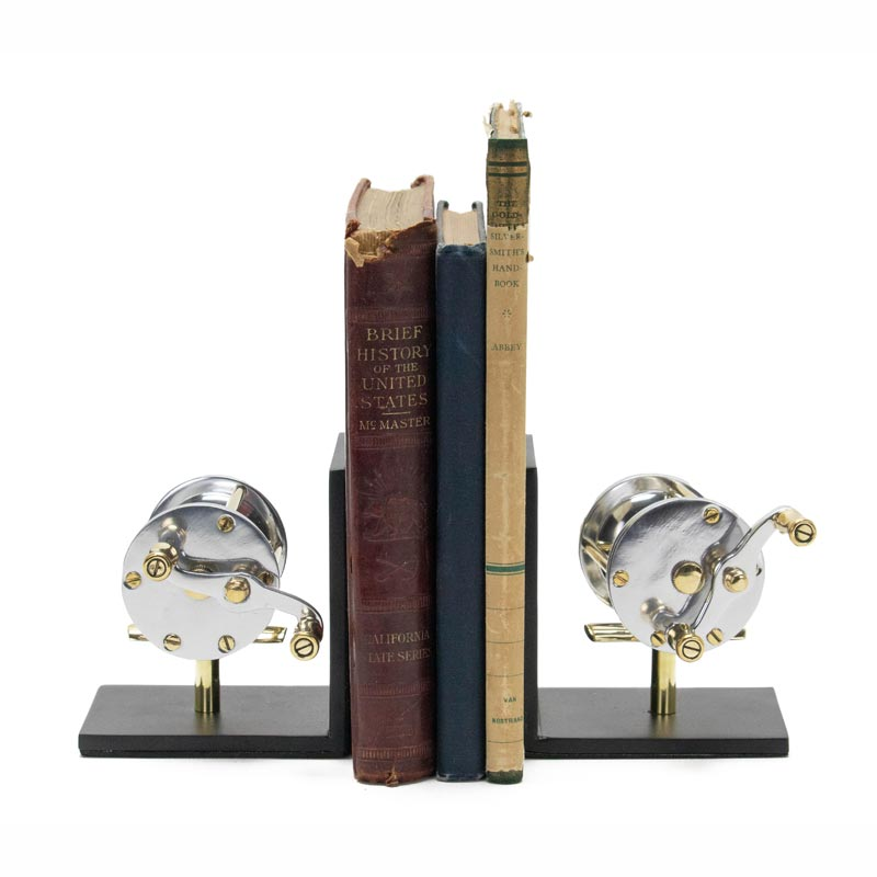 Fishing Bookends