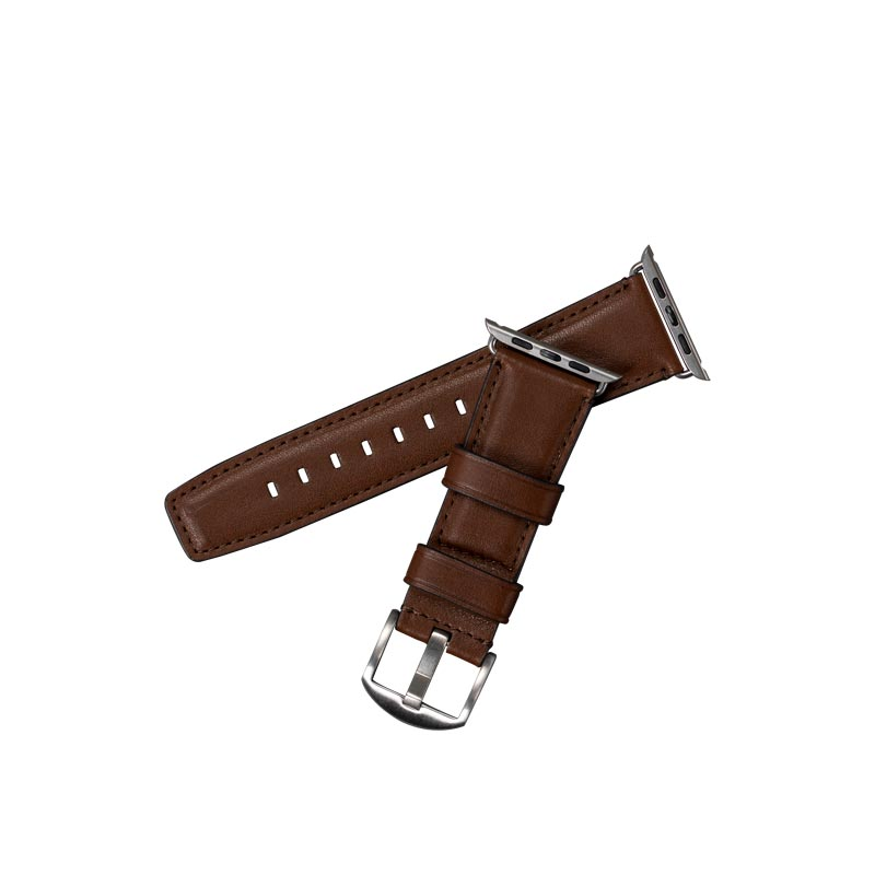Men's Leather Apple Watch Band