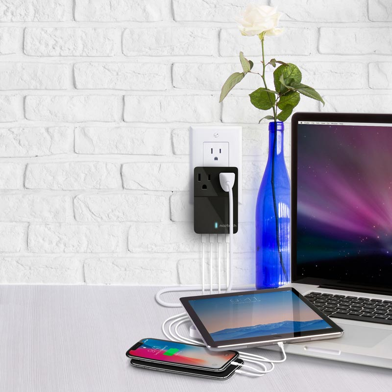 Fast Multi Device USB Charger