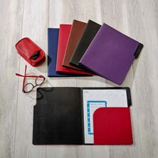 LevTex® File Folders with Pockets (Set of 5)
