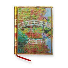 Monet Letter to Morisot Blank Journal