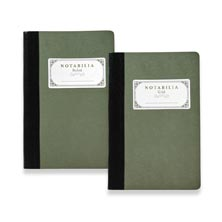 Levenger Notabilia On-the-Go Notebook - Set of 2