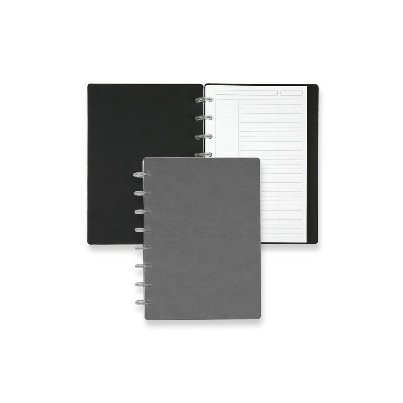Circa® Contrast Reversible Sliver Notebook