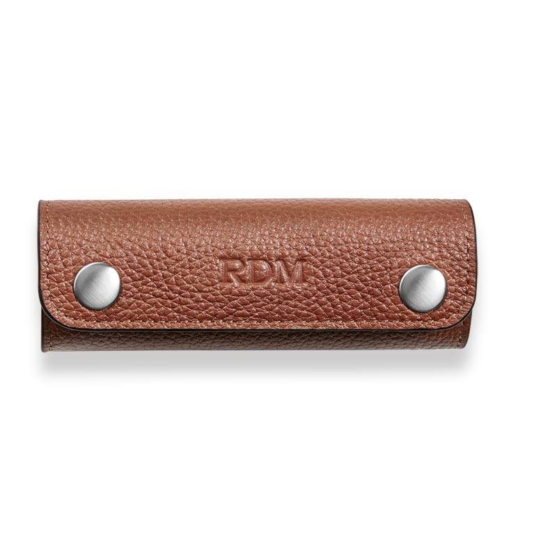 Luggage ID Kit - Cognac
