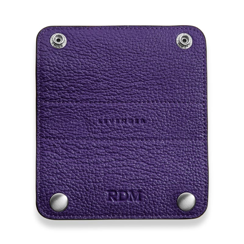 Luggage ID Kit - Purple