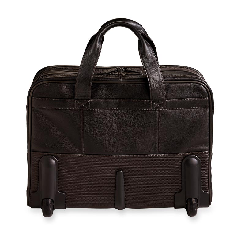 Levenger Leather Rolling Brief