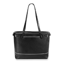 Classic Contrast Blair Business Tote