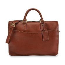Tusting Pebbled Briefbag