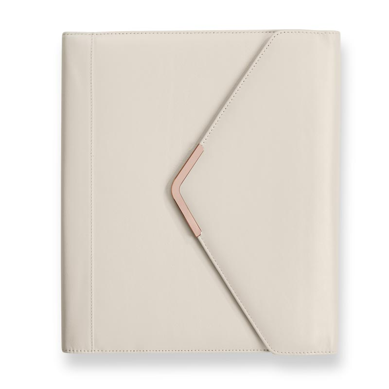 Levenger Leather Tri-Folio