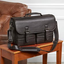 Bomber Jacket Kensington Satchel