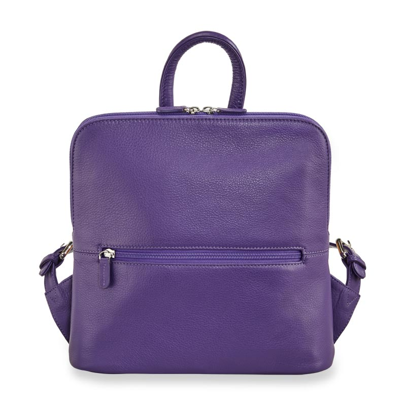 Sutton Mini Leather Backpack