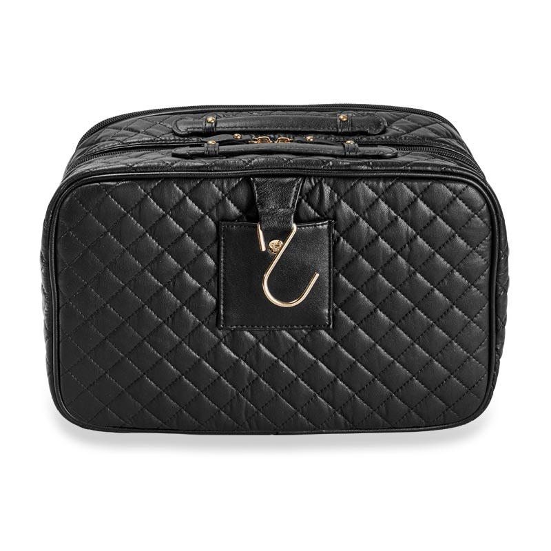 Quilted Amour Travel Case